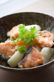 鮭とかぶの煮もの
